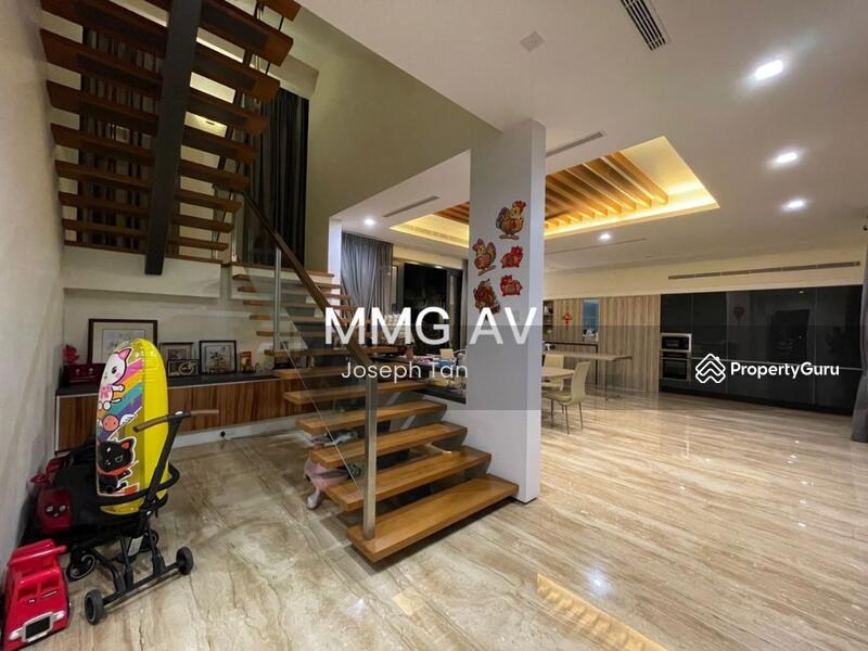 High-class Bungalow- Contemporary Style Interior Design #168782368