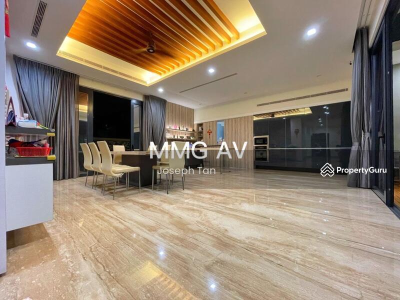 High-class Bungalow- Contemporary Style Interior Design #168782370