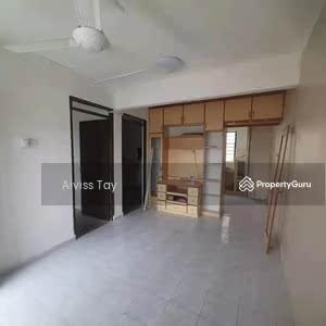 For Rent - Flat Taman Ungku Tun Aminah