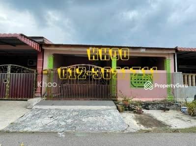 For Sale - taman kelubi damai (jasin)