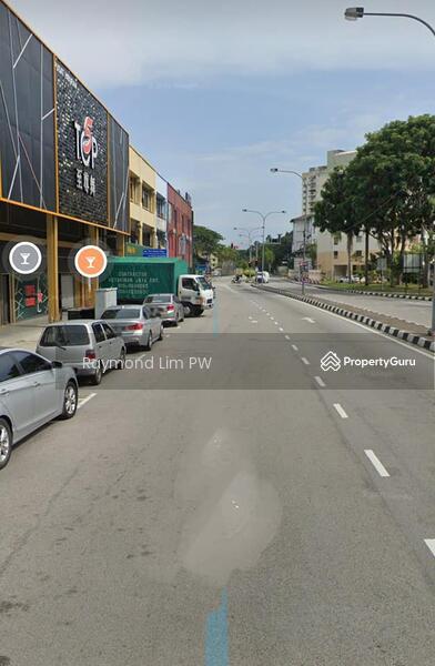 Melaka Raya 3sty Shop Office @ Main Road #168830476