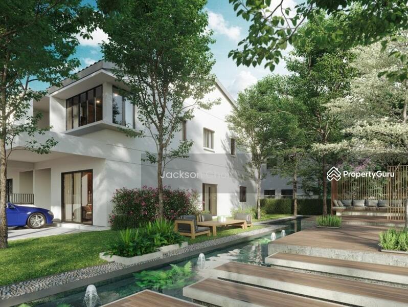 [NEW] Lakeside Superlink House 26x70 @ Cyberjaya #168861862