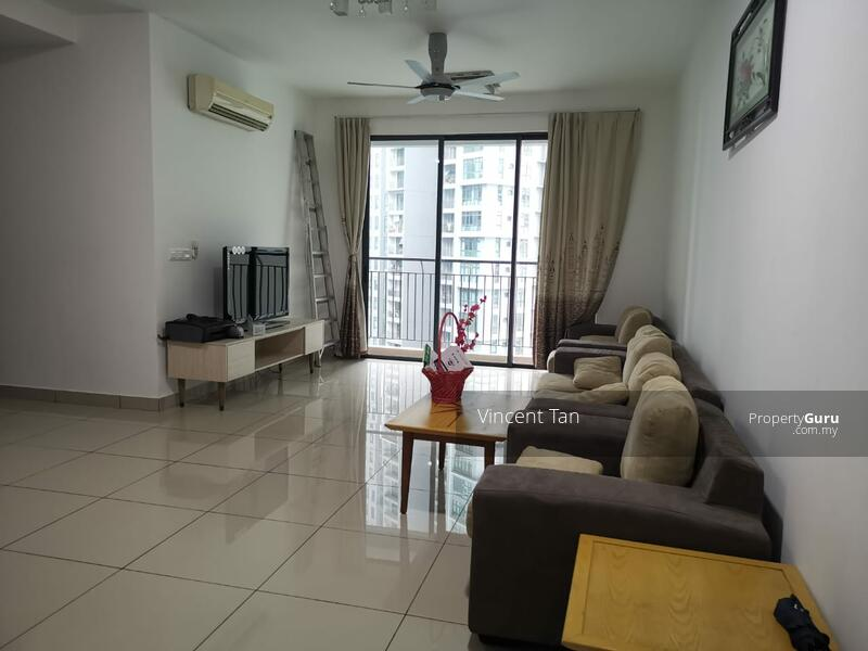 Fully Furnished And Well Kept The Henge Condominium Kepong For Rent #168927402