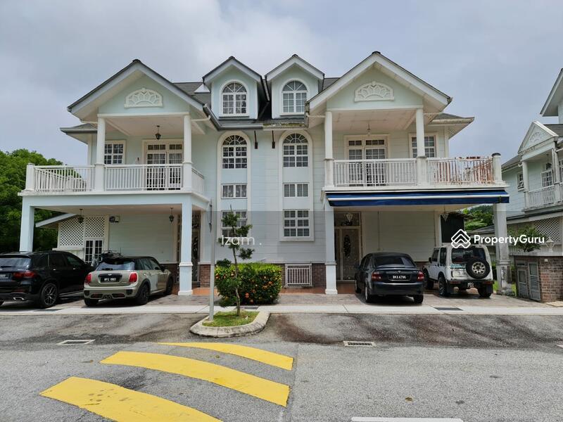 FACING LAKE NEW HAVEN 2 1/2 Storey Semi Detached House, Presint 18H, Putrajaya #168937354