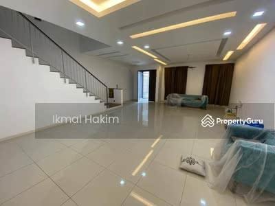 For Rent - 2 Storey Terrace House Dahlia Cahaya Alam Seksyen U12 Shah Alam