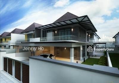 For Sale - Kepong New Triple Storey Landed House Kepong Kepong Kepong