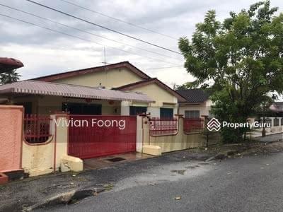 For Sale - Single Storey Bungalow At Pasir Puteh