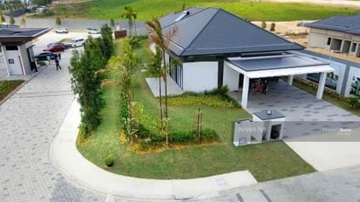 For Sale - Freehold - New Launch 60x100 Single Storey Bungalow@Sungai Buloh Awarded Township