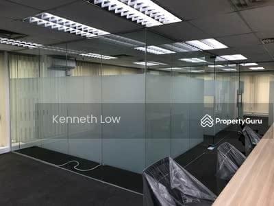 For Sale - Fahrenheit 88, Office Lot, 8680sf, Near MRT Pavilion Lot10