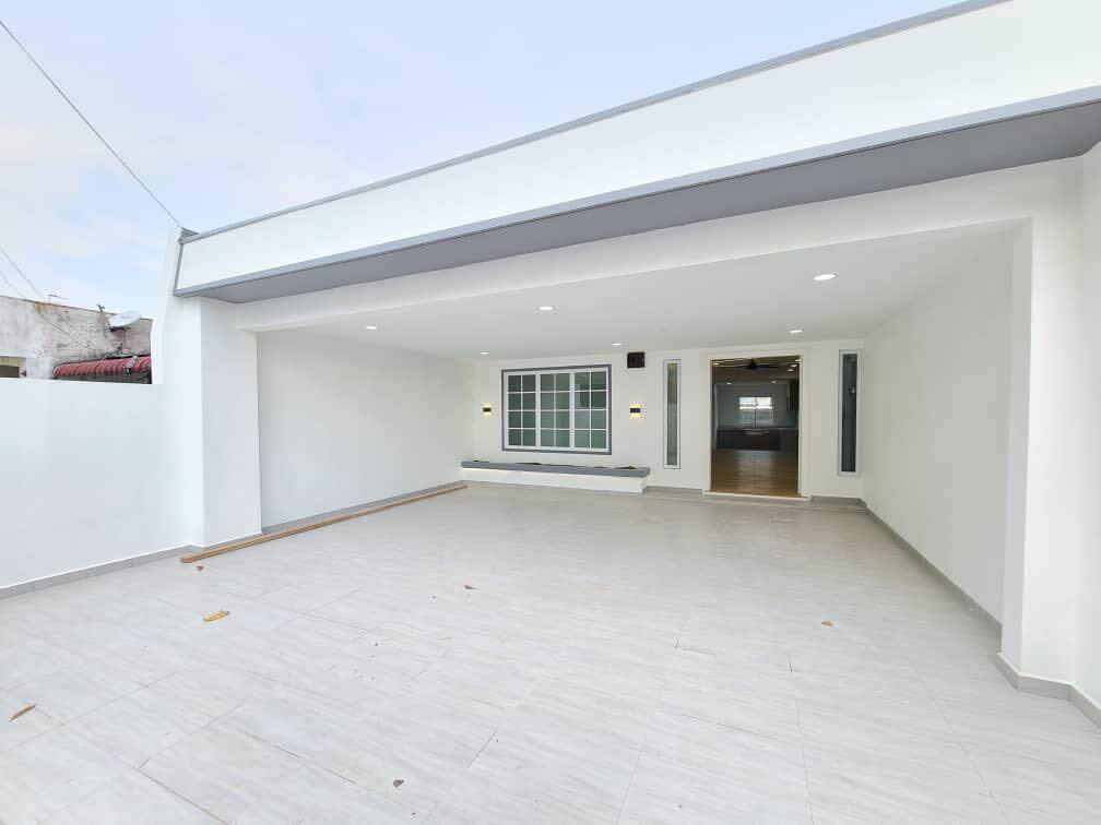 For Sale - Taman Century Single Storey Terrace House