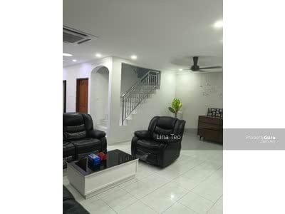 For Sale - TAMAN SRI TEBRAU JALAN COKMAR DOUBLE STOREY  HOUSE FOR SALE
