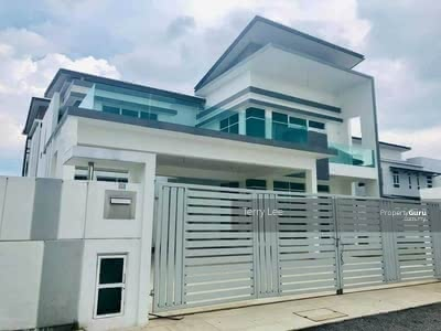 For Sale - 0% Down Payment FREE ALL FEES Super Cheap Price【Cheras Superlink Freehold 24x75 Below Market Price】