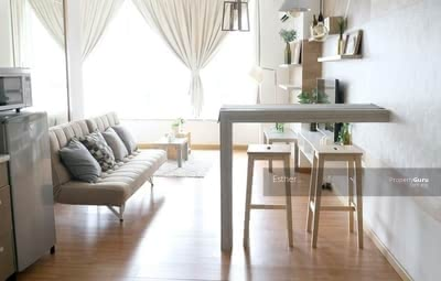 For Sale - RM 3000 Salary Can Invest ! ! RM 230K Studio【100% Full Loan】Near Xiamen University + Mall - Putrajaya