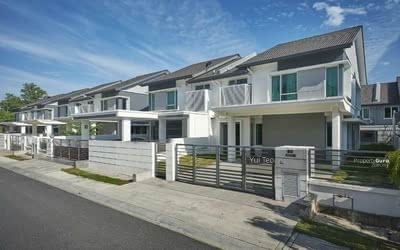 For Sale - MCO Big Promotion Up To 48% [ Semi D Concpet Big House ] Double Storey Freehold 3238sqft