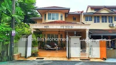 For Sale - [CORNER] 2Storey Jalan Ikhlas, Bandar Tun Razak, Cheras