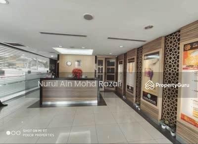 For Sale - Corner Unit 4th Storey Office Building. Jalan Kampung Attap, Kuala Lumpur