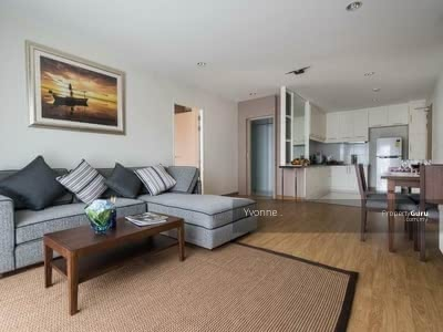 For Sale - 【1min Walk Uni & Mall】ONLY 250K Rental RM2500 & Free Furnished 0% Downpayment - Cheras