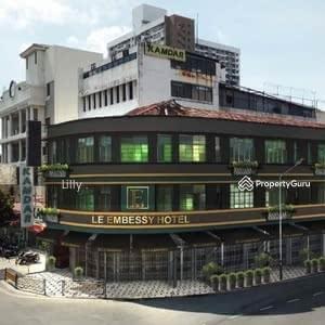 For Sale - Burma @ Jalan Burmah @ Georgetown ~ 3 Storey Shop Corner Unit ~ Sale With Tenancy