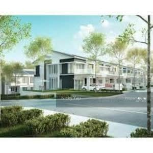 For Sale - [RM 1800 INSTALLMENT] LUXURY TOWNSHIP 2 STOREY LINK HOUSE