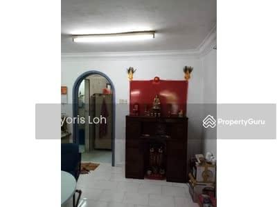 For Sale - hang hebat double storey low cost
