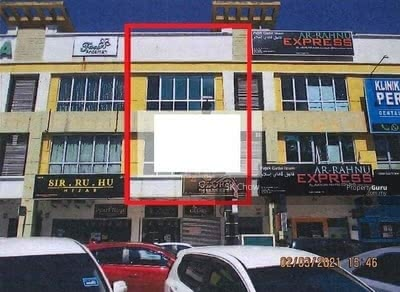 For Sale - Offices Unit @ Putra Square, Kuantan, Pahang
