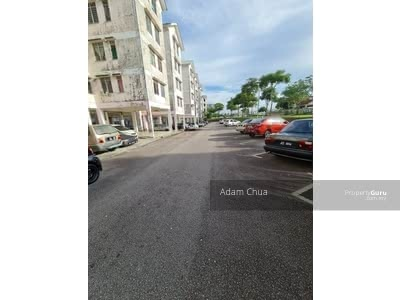 For Sale - Taman Daya, Low cost flat for sale