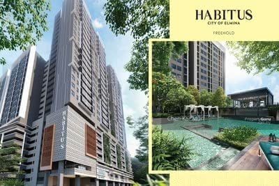 For Sale - Habitus @ Denai Alam