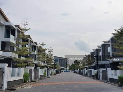 For Sale - Primero Garden 3 Storey Bungalow @Seberang Jaya