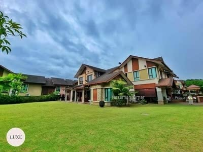 For Sale - [Semi Detached - 9600 sqft] 2 Storey Semi at D'Puncak Bukit Jelutong, Shah Alam