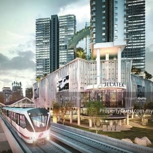 For Sale - [New Completed Condo] KLCC Mix Development with Shopping Mall and LRT link