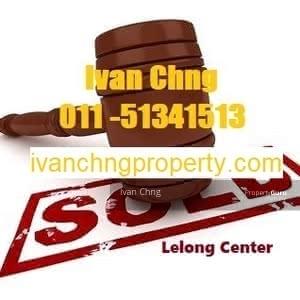 For Sale - 26/10/21 BANK AUCTION [ SEMI D ] :  Taman Thien Vun, Jalan Bunga Raya, 91000 Tawau, Sabah