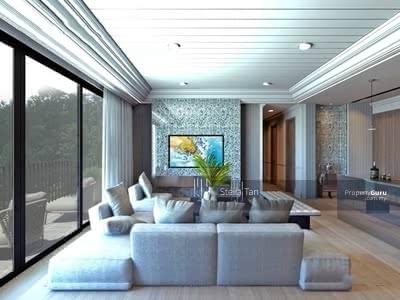 For Sale - Below Market Price 40% Solaris Dutamas Luxury Residence Cash Rebate 20% Free Furnished Near MRT/LRT
