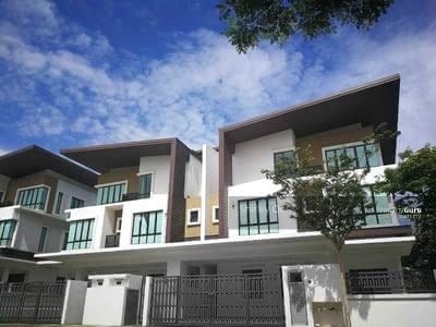 For Sale - Brand new Semi D in Puchong