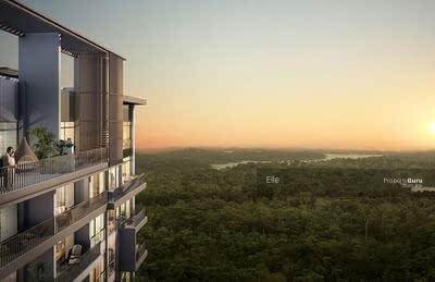 For Sale - KL City Centre Sky Villa Luxury Condo