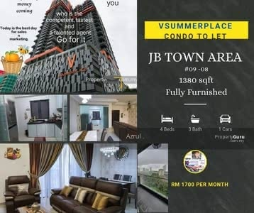 For Rent - V Summerplace