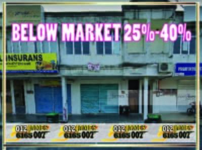For Sale - 2STOREY SHOP TAMAN BESERI PERMAI KANGAR PERLIS