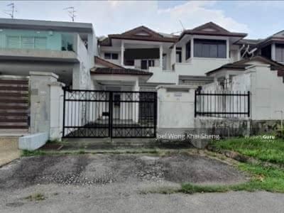 For Sale - Permas Jaya 20' x 65' Double Story Terrace House
