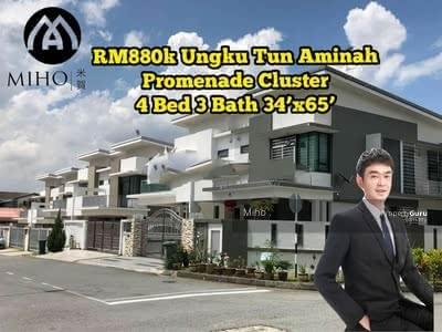 For Sale - Promenade, Taman Ungku Tun Aminah