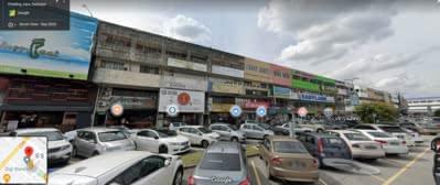 Disewa - Petaling Jaya SS2 End Lot Ground Floor Shop