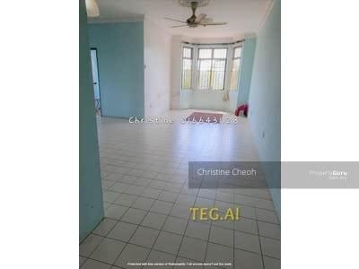For Sale - Pangsapuri Rimau Indah