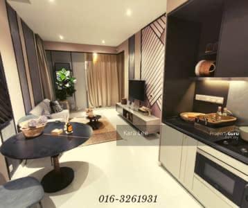 For Sale - 【RM1500 per month】for 2 rooms 1 bath unit | 80% SOLD | 5 mins to 1U IKEA Desa Park City | ROI 8%