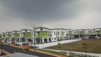 For Sale - Freehold Bungalow land at Casa Sutra Setia Alam