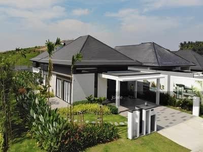 For Sale - Freehold 60x100 - Single & Double Storey Bungalow @Sungai Buloh Awarded Best Township