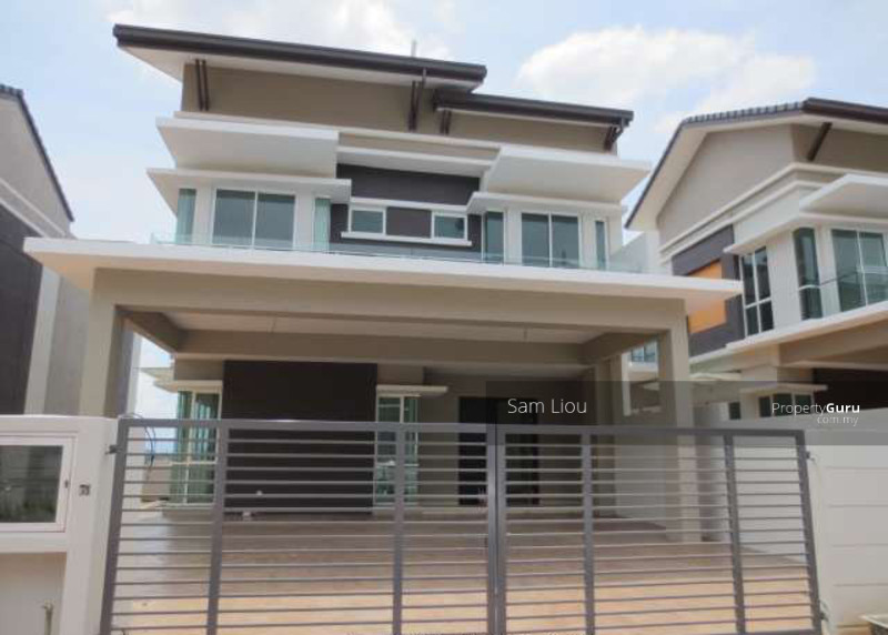 Ridgeview Residences Kajang Zero Lot Bungalow Kajang