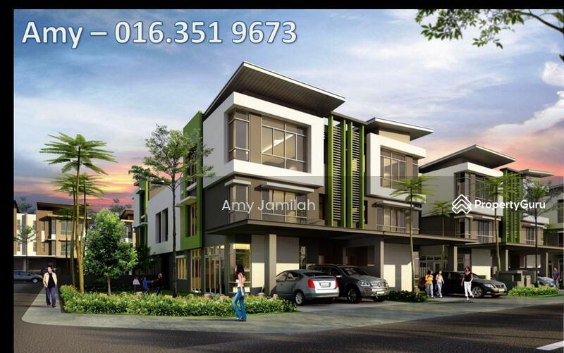 Semi Detached House Kajang Sg Ramal Kajang 43300