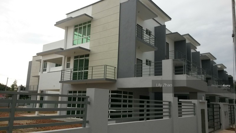 3 storey terrace link house tmn tunoh penampang 5 for 3 storey terrace house