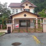 2 storey bungalow in lake side villa , Sunway,Ipoh