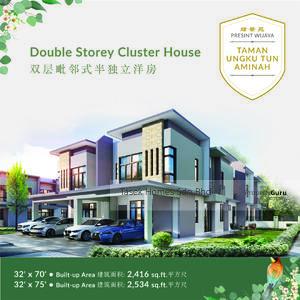 For Sale - Presint Wijaya@Taman Ungku Tun Aminah