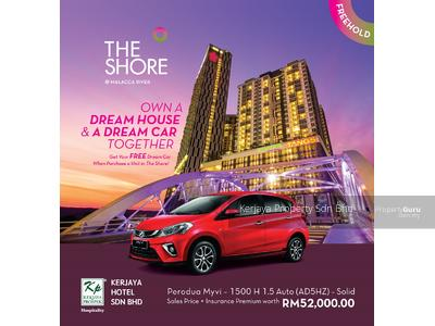For Sale - The Shore @ Melaka River