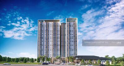 For Sale - Tuai Residence @ Setia Alam